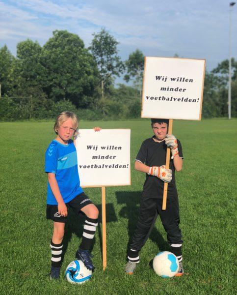 Lancering campagne Friese Voetafdruk donderdag 18 juni