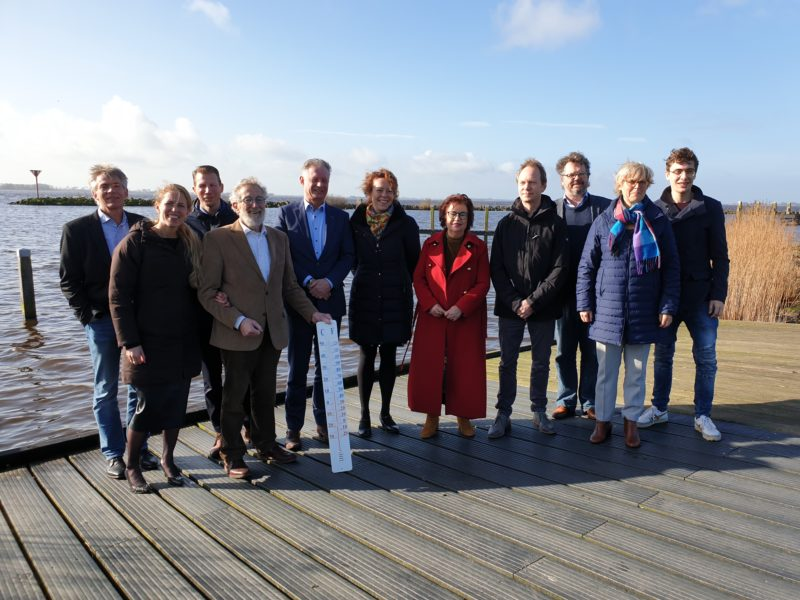 Webinar op 25 juni 2020: Kennisnetwerk Aquathermie Fryslân