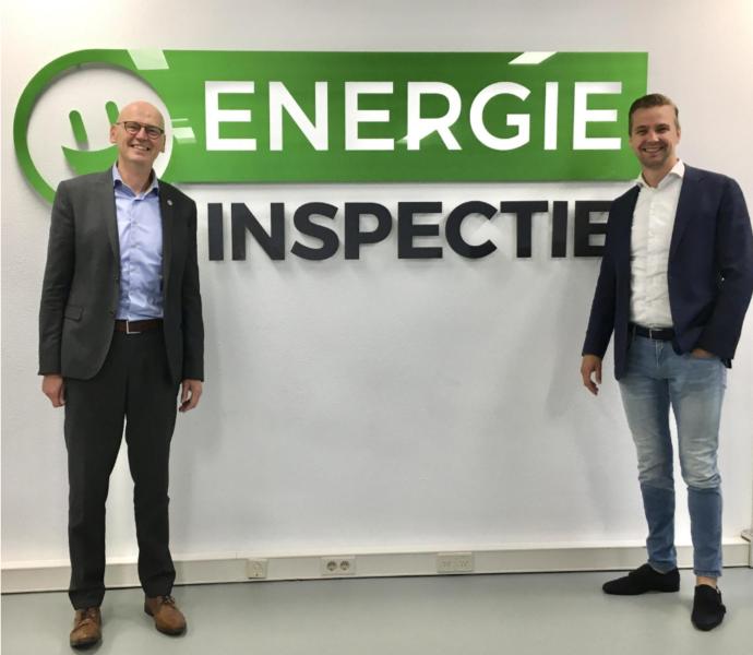 Energie Inspectie verbindt zich aan World Trade Center Leeuwarden/Noord-Nederland