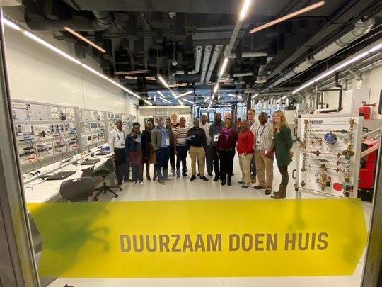 Artikel Festo bespreekt duurzaam onderwijs ROC Friese Poort Centrum Duurzaam