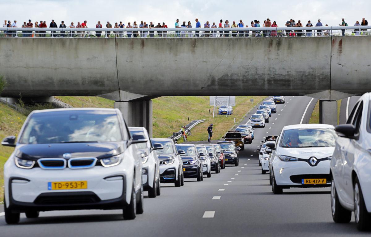Heel Noord-Nederland reist fossielvrij tijdens Fossielvrij Weekend in oktober 2020
