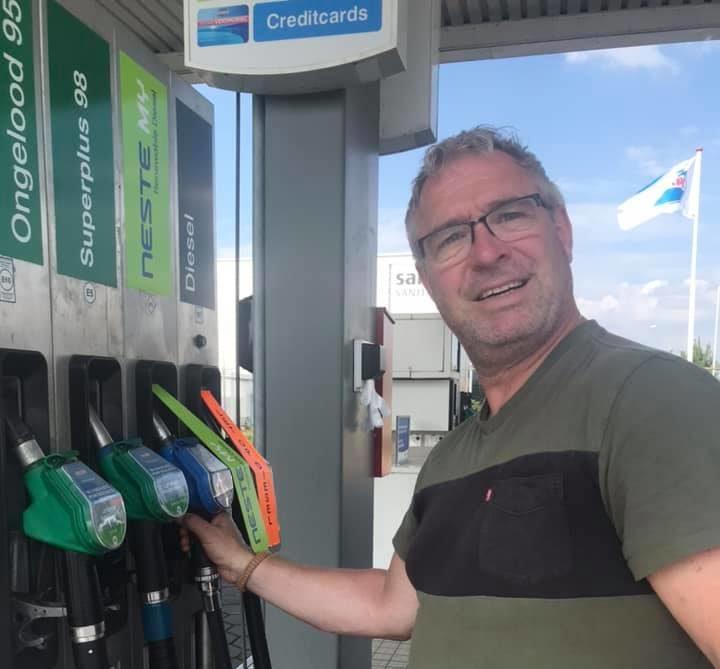 Leeuwarder winkel Jouw Dagelijkse Kost kiest voor Neste MY Renewable Diesel