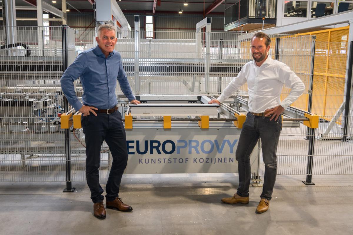 Bergsma nieuwe directeur Europrovyl