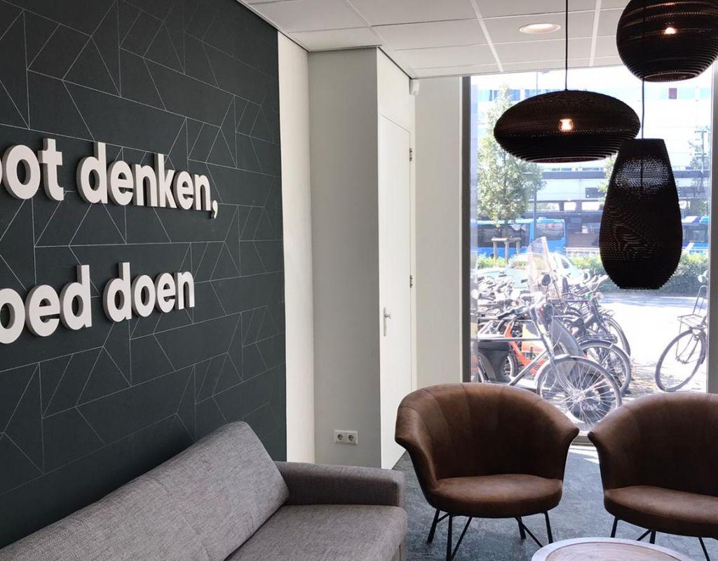 GroenLeven van Roland Pechtold betrekt hoofdkwartier in Leeuwarden