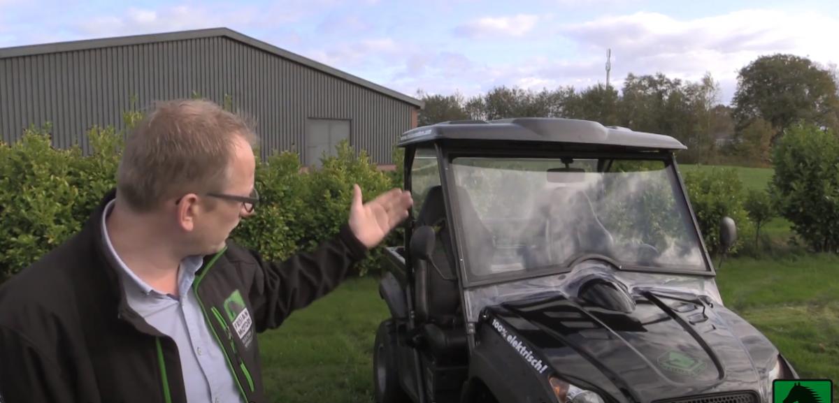 Eko-Tours doorbreekt als eerste klant Frisian Motors grens van 100.000 elektrische kilometers