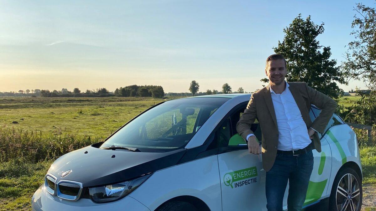Energie Inspectie - Martijn van der Harst