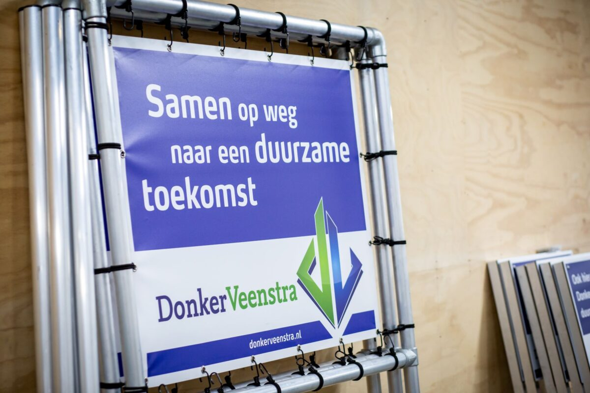 DonkerVeenstra nieuwste Freon fan Fossylfrij Fryslân