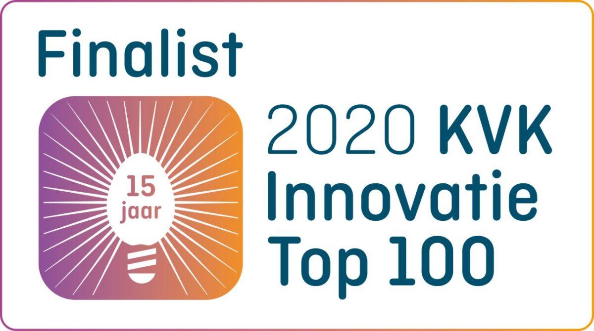 Tieluk dingt mee naar winst KVK Innovatie Top 100