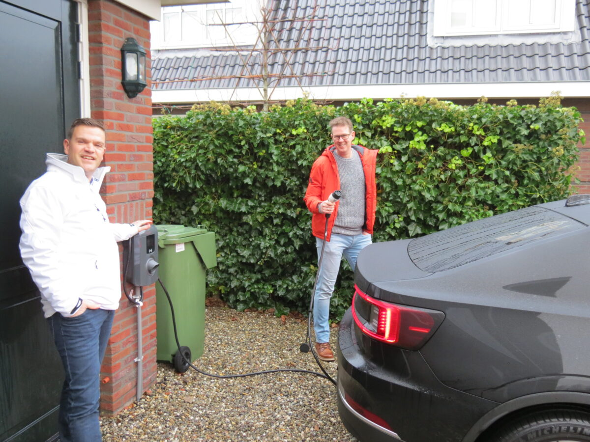 Geslaagde Freonen-samenwerking EV-Solutions en Tolsum Energie Advies