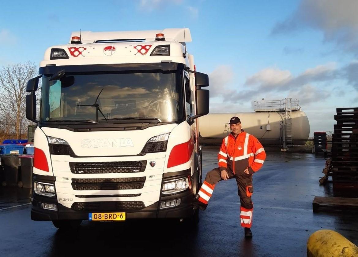 Groengas-vloot Omrin dijt uit in Freonen-gemeenten