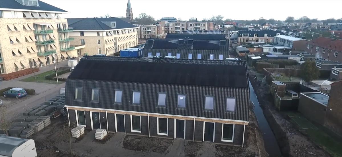 Samenwerking Accolade en Bouwgroep Dijkstra Draisma: gasloze woningen in Joure