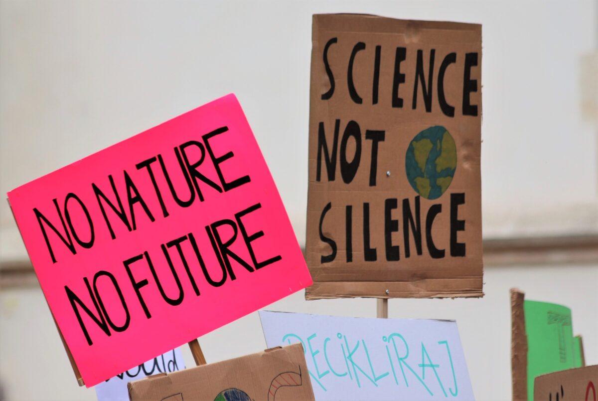 Fridays For Future Leeuwarden houdt klimaatactie op vrijdag 26 februari