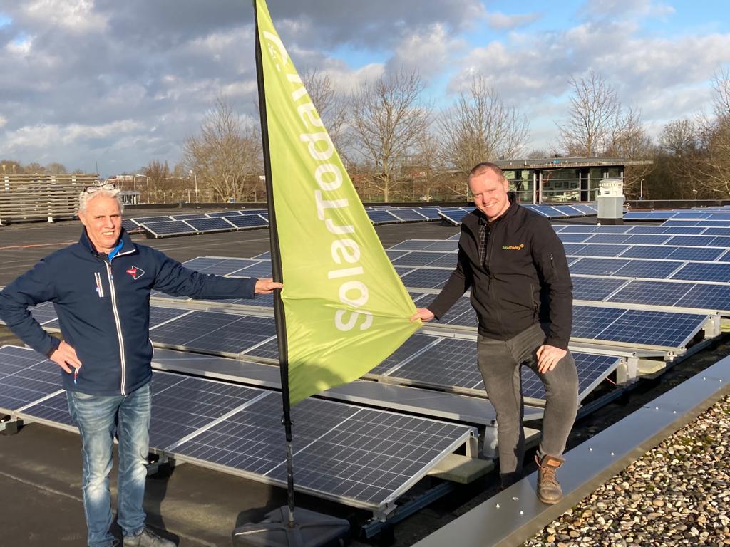 SolarToday Dokkum is Duurzame Doener in nieuwe Ondernemend Friesland