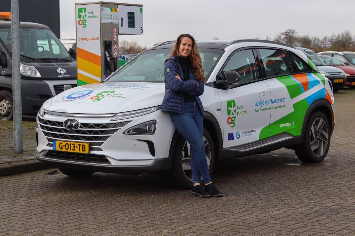 OrangeGas opent waterstoftankstation in Amsterdam; ook Leeuwarden op de lijst