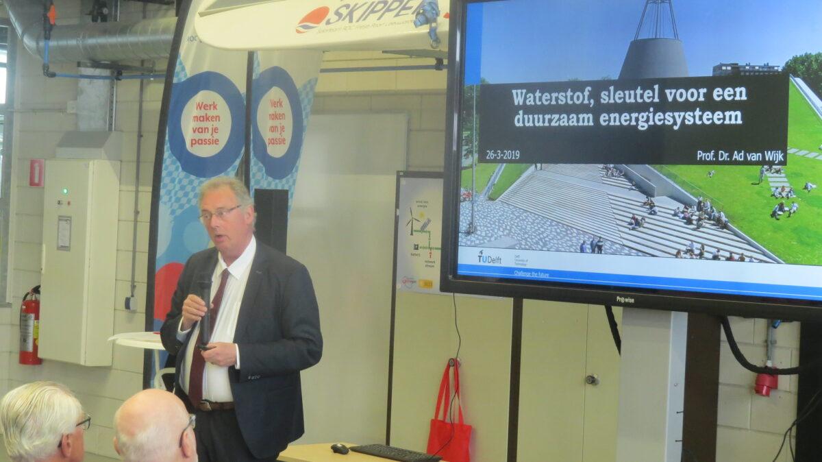 Ekwadraat committeert zich aan versnelling waterstofeconomie tijdens Koplopers Nederland Waterstofland