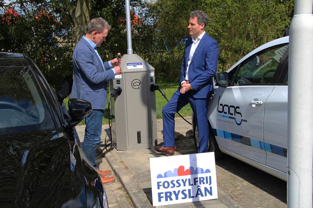 Freonen-gemeente Súdwest-Fryslân koploper: inwoners kunnen gratis laadpaal aanvragen