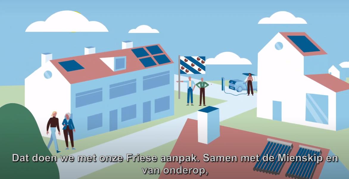 Regionale Energiestrategie Fryslân (RES) 1.0 gepresenteerd