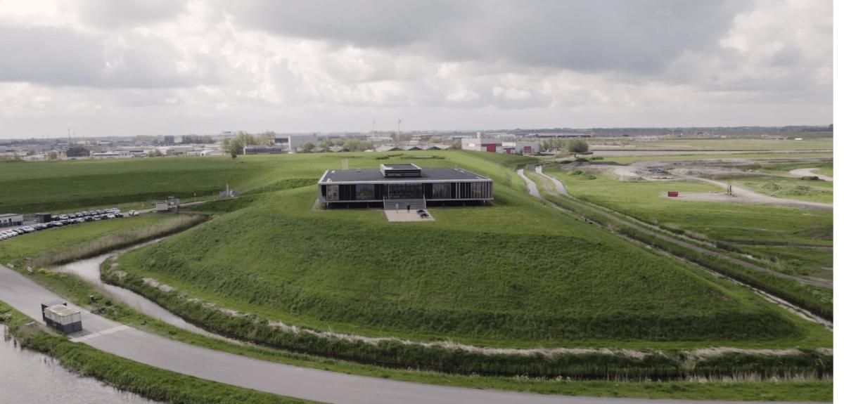 BTTV 'Verzinkersprijs Circulair Bouwen' voor Energie Kenniscentrum Leeuwarden