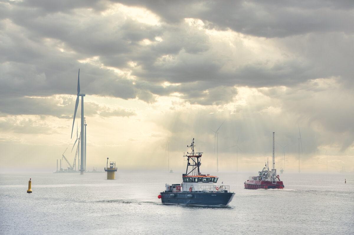 Windpark Fryslân draait na de zomer op vol vermogen Friese windenergie voor een duurzame toekomst