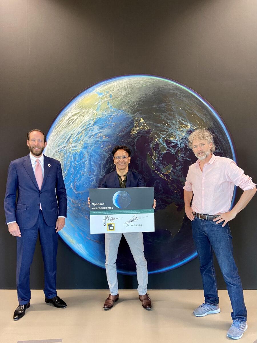 GroenLeven steunt Museum Belvédère in Heerenveen als sponsor