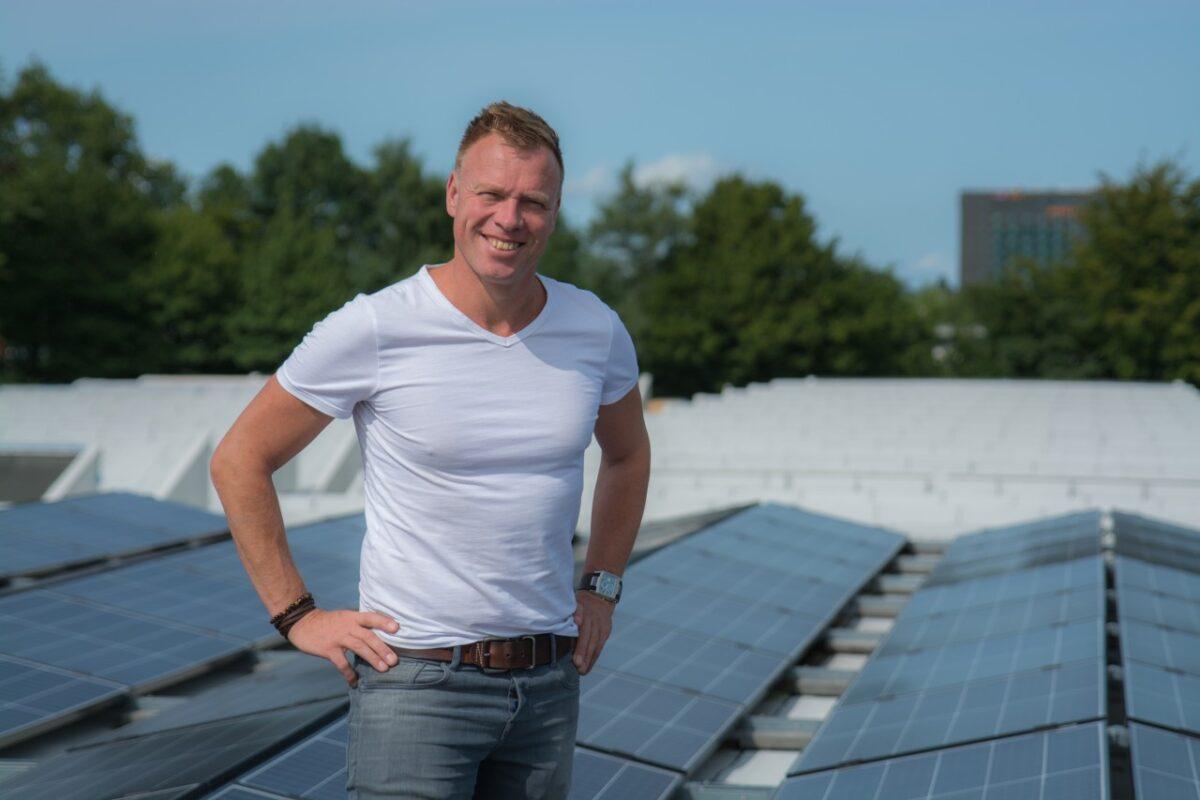 Leeuwarder Courant spreekt Jaap Hoekstra van Freon De Fabriek over duurzaamheid