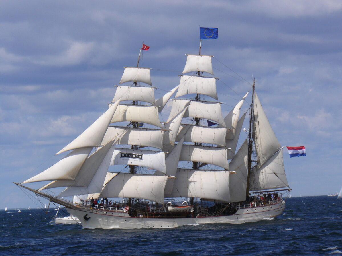 Ingezonden: sponsoren gezocht voor Sea Lab 2021 (Bark Europa)