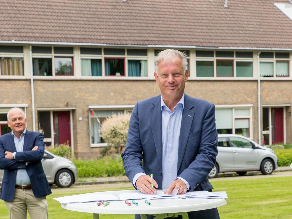 Wordt Bolsward Noord II de eerste aardgasvrije wijk van Bolsward in Freonen-gemeente Súdwest-Fryslân?