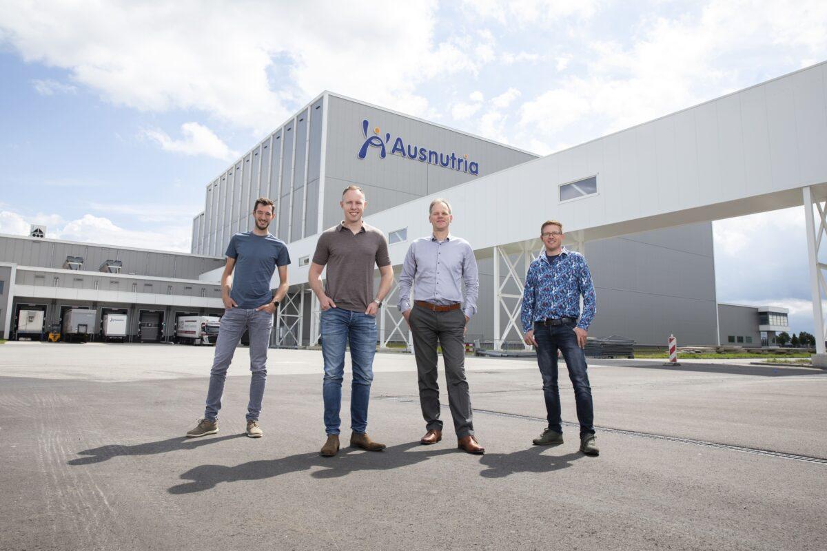 CLAFIS Ingenieus ontwerpt utilities voor duurzame fabriek Ausnutria