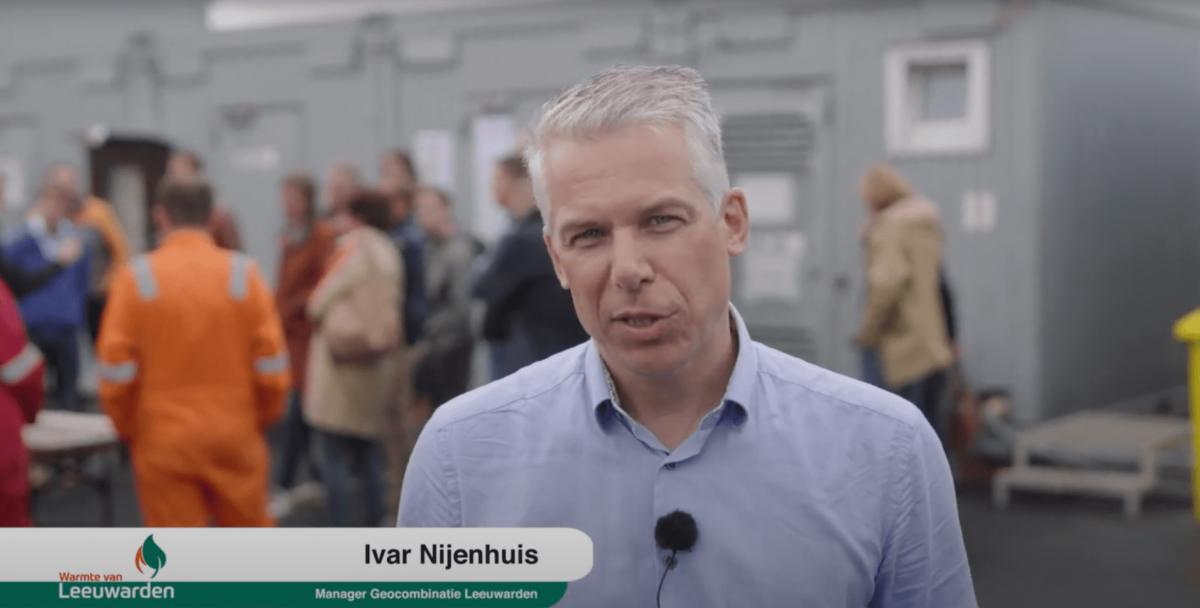 Warmte van Leeuwarden ontvangt belangstellenden op boorlocatie