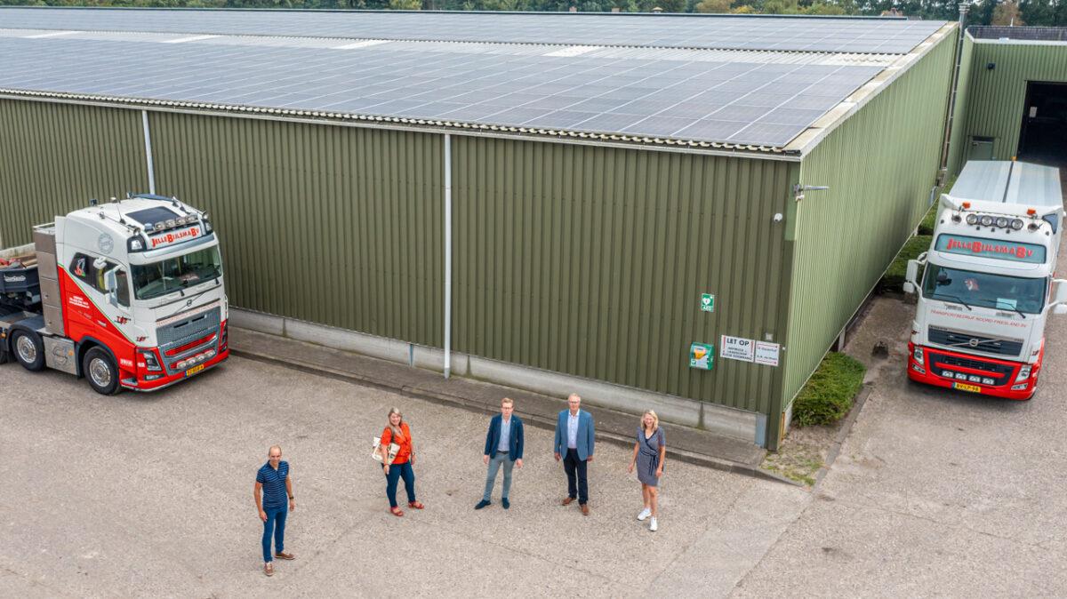 Energiecoöperatie Trynergie in Duurzame Dinsdag-koffer