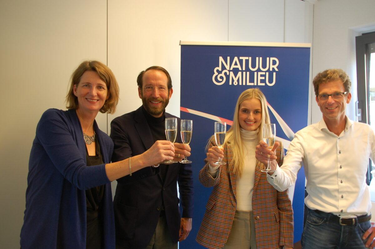 GroenLeven en Natuur & Milieu brengen samen de energietransitie verder