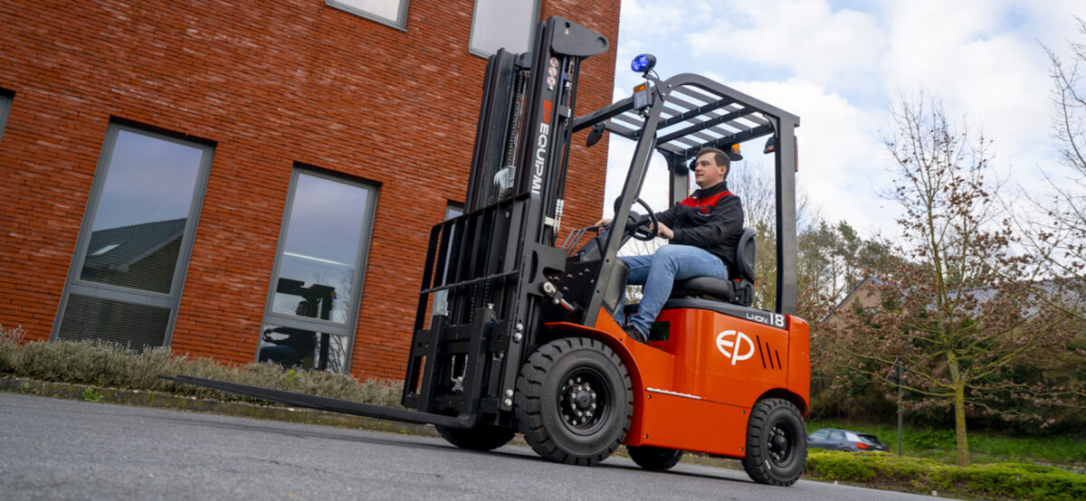 Be Green Techniek breidt assortiment uit met elektrisch intern transport vanuit nieuwe locatie in Drachten